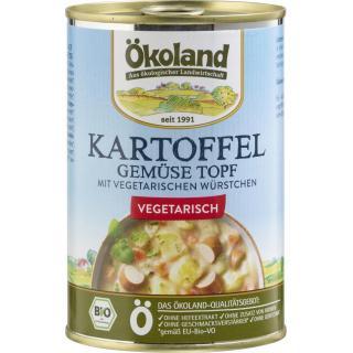 Kartoffel-Gemüse-Topf