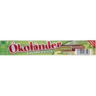 Ökoländer Salami-Snack (25g)