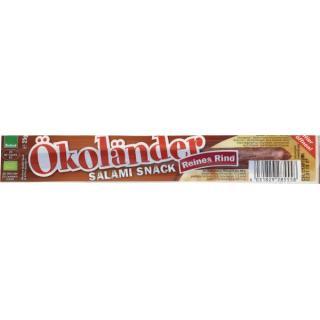 Ökoländer Salami-Snack, Rind