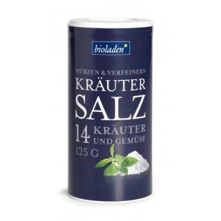 bioladen Kräutersalz-Streudose