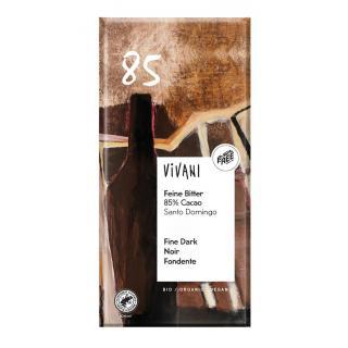 Feine Bitter mit 85% Cacao