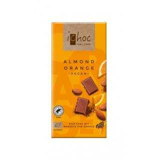 Almond Orange Rice Choc