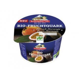 Fruchtquark Pfirsich-Maracuja