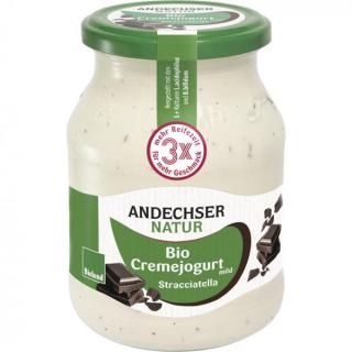 Andechser Rahmjoghurt Straccia