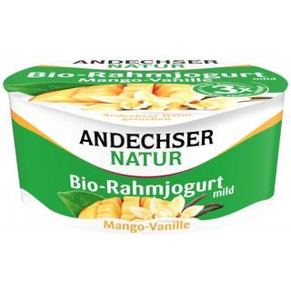 Rahmjoghurt Mango-Vanille 10%