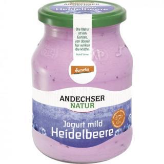 Joghurt mild Heidelbeere 3,7%