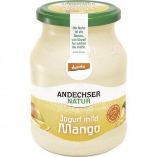 Joghurt mild Mango 3,7%