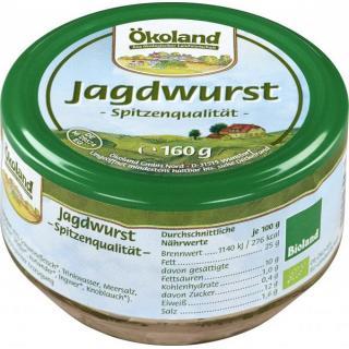 Jagdwurst Bioland