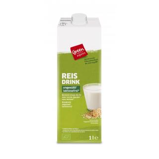 green Reis Drink Natur