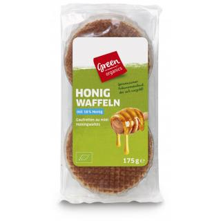 green Honigwaffeln