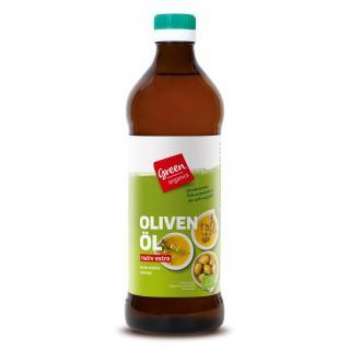 green Olivenöl nativ extra