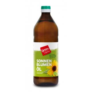 green Sonnenblumenöl