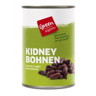 green Kidneybohnen
