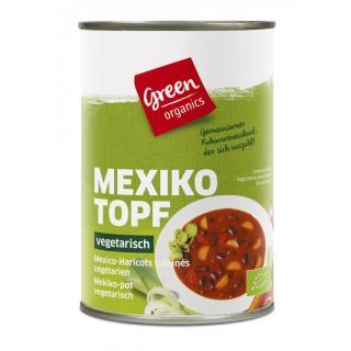 green Mexik. Bohneneintopf