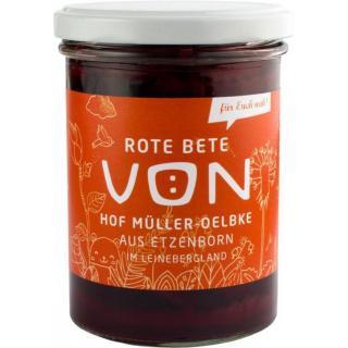 Rote Bete VON Hof Müller Oelbk