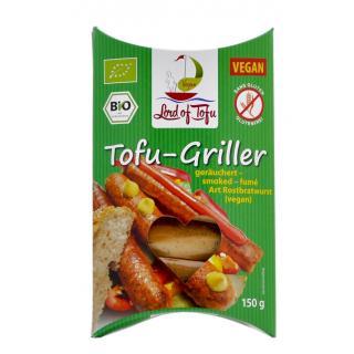 Lord of Tofu Grillwürstchen, 5 Stück, 120 gr Pack