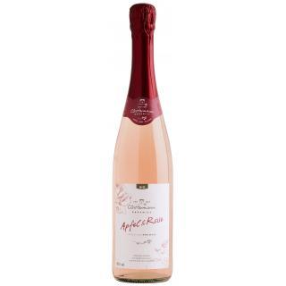 Rose Apfelperlwein halbtrocken