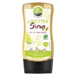 Limettensirup