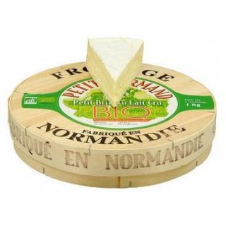 Brie au lait cru de Normandie