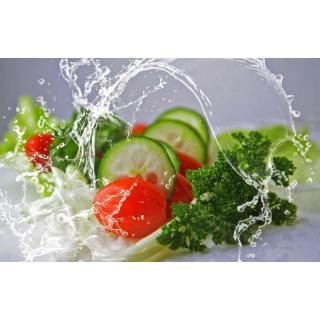 4 Sorten Roh-Gemüse - nur im Abo (geplante Zusammenstellung)