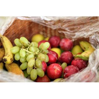 4 Sorten Obst - nur im Abo (geplante Zusammenstellung)