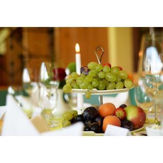 Salms Hof Frühstück Feiertag